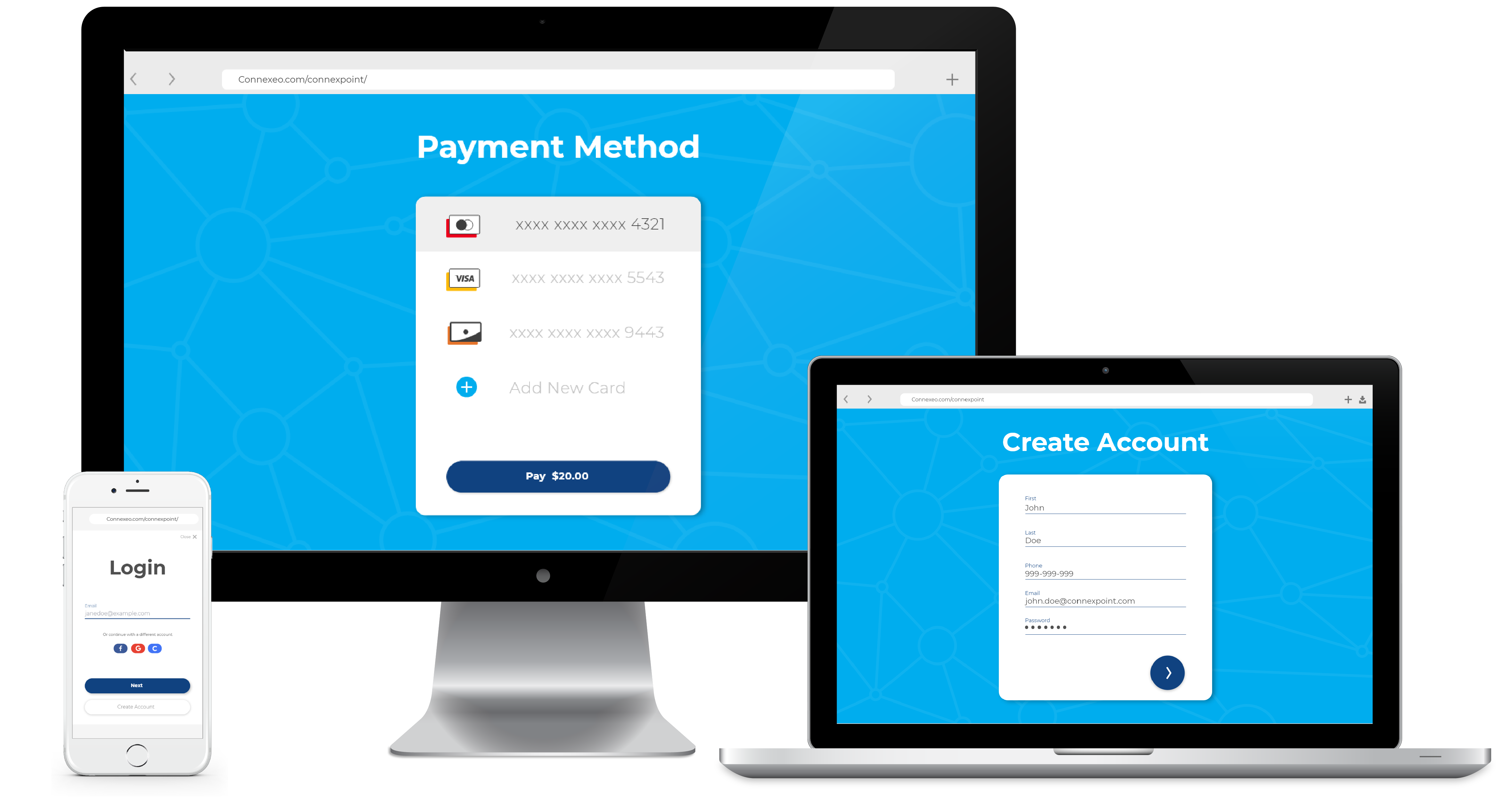 Online School Payment System